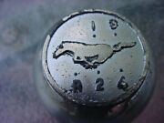 Eelco 4 Speed Shifter Knob Ford Mustang 302 429 428 427 64 65 66 67 68 69 70 71
