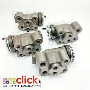 4x Brake Wheel Cylinders Front For Ford Trader 0711 7/1981-5/1984