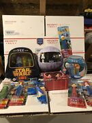 Large Lot Of Disney Pez Dispensers - Brand New - Star Wars - Finding Nemo - More
