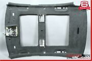 10-13 Mercedes W221 S450 S63 Amg Interior Panoramic Roof Ceiling Headliner Black