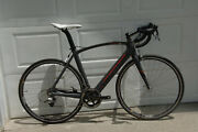 Vector Crit R Full Composite 58cm Sram Red/force 2x10gears Hed Belgium Clinchers