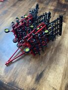 1/64 Custom Sunflower 55ft Cultivator W/ Rolling Basket Farm Toy