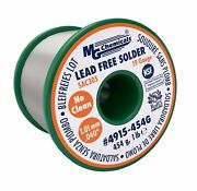 Mg Chemicals Sac305, 96.3 Tin, .7 Copper, 3 Silver, Lead Free Solder, No C...