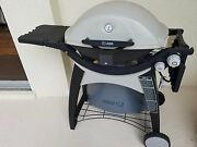 Webber Bbq Only Been Used Twice.natural Gas Grill Backyard Patio