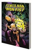 Power Man And Iron Fist Tpb Complete Vols 1 2 And 3 Set Tp 1-3