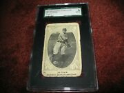 1922 Neilsonand039s Chocolate 30 Ty Cobb Sgc Auth. Type 1 Detroit Tigers Great