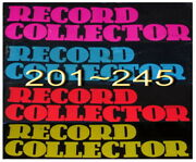 Record Collector Issues From 201 - 245 Choose / Pick Issue 1996-99 Magazine