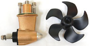 Imtra Sm20600, Side Power Thruster Gearhousing Complete Se25 Thruster With Prop