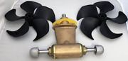 Imtra Sm200602side Power Thruster Gearhouse Sealed Comp W/5-bl Props F/250/300/