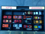 Hot Wheels Lot Showcase 14 Brand New Cars. Vintage 1970and039s .