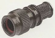 Polamco 91-series Straight Backshell Size-14 Unef 3/4-20 For Code Q Connector