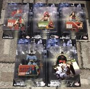 Dc Direct Elseworlds Series 1 Action Figures Set Case. Just Recently Opened Case
