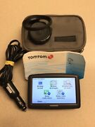 Tom Tom Tomtom Xxl Widescreen Gps N14644 Us And Canada 310 Tested Works