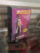 1975 Aurora Monsters Of The Movies Model Kit Mib 1/12 Scale Dr. Jekyll No 654