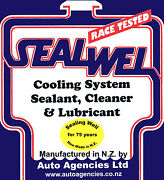 Sealwel Cooling System Sealant And Cleaner Bulk Qty - Free Shipping To U.s./canada