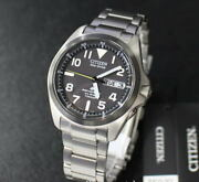 Free Shipping Citizen Pmd56-2952 New Factory Fresh Condition From Japan