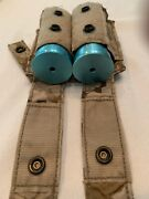 Usmc Desert Digital Double Pouch 40 Mm Eagle Industry Current Issue Used