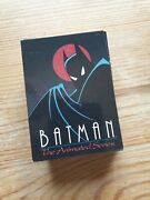 Batman The Animated Series Trading Cards - Topps - 1993 - Various