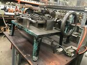 Four Slide 4-slide Wire Forming Machine For Jewelry Earring Loop/eyelet Wire
