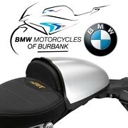 R Ninet K21 Aluminum Seat Hump Cover And Backrest Pad Genuine Bmw Motorcycle