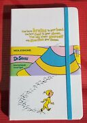 Moleskine Dr. Seuss Limited Edition Ruled Notebook New Sealed