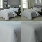 Hotel Collection Cotton Blend Ex Chain Store - Waffle Fabric Duvet Cover Set