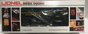 Lionel O Gauge 12956 B And O Freight Set Locomotive Caboose 4 Cars Prowned Teste
