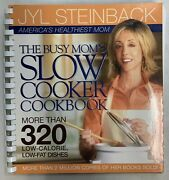 The Busy Mom's Slow Cooker Cookbook 2005 Spiral Jyl Steinback Preownedbookcom