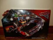 Disney Cars 3 Launch And Race Desert Track Set Brand New Free Shipping