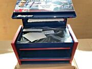 Lot Of 6 Snap On Tools Nascar Cup Mini Tools Box Dale Earnhardt + More