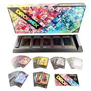 Hasbro C3410 Dropmix Music Mixing Gaming System Complete W/ 60 Cards Tested