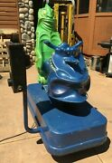 Coin Operated Kiddie Rides / Creature Of The Black Lagoon / Coin Op Collectibles