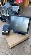 Elo 17 Intel I3@3.3 Ghz Touchscreen All In One Pos System Restaurant All-new