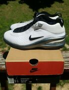 Nike Air Pippen Iii White Men's Sneakers Size 7.5