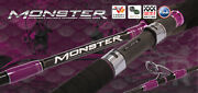 Hearty Rise - Monster Jigging Rod - Spinning And Baitcasting Models
