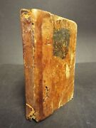 1796 Rare Hieroglyphic Bible. 1st Ed. Publ By The Bookseller, New York. 500 Cuts