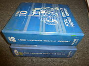 Ford 2600 3600 4100 4600 5600 6600 6700 7600 7700 Tractor Service Repair Manuals