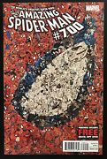 Amazing Spiderman 700 First Printing 2013 Marvel Comic Book 1st Print Last Issue