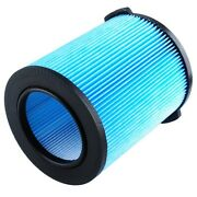 Replacement Filter For Rigid Shop Vac 6-20 Gallon 3-layer Pleated Paper Va O1c8