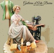Porcelain Of Capodimonte. The Tailoring