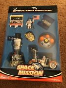 Realtoy Action City Space Mission Space Exploration Rt38143 New In Box 3+