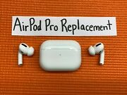 Genuine Apple Airpods Pro - Left, Right, Or Charging Case Replacement Parts Only