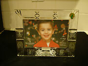 Waterford Crystal 2010 12 Days Of Christmas Limited Edition 4x6 Frame 151967