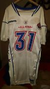 Rare Game Worn Dallas Cowboys Roy Williams 2005 Pro Bowl Jersey One Of A Kind