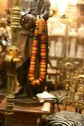 Huge Amberand039/ Antique African Trade Beads Of Adornment Necklace 1200 G. Rare