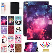 Pu Leather Magnetic Case Cover Smart Stand Fr Ipad 9.7 Mini Air 2 Pro 11 2020