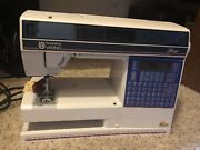 Husqvarna Rose Model 600 Sewing And Embroidery Machine With Accessories