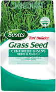 Scotts Turf Builder Grass Seed Centipede Grass Seed And Mulch- 5 Lb., Grows In S