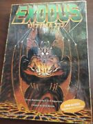 Exodus Ultima Iii Disk For Commodore 64 C64 Not Sealed Old Stock Free Dhl