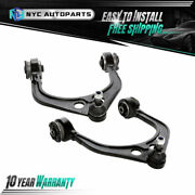 Pair Front Upper Control Arm W/ Ball Joint For 2005-2019 Dodge Charger 300 Rwd